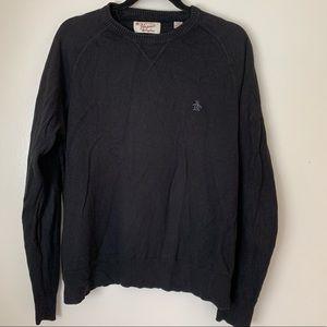 Original Penguins Munsingwear Cotton Sweater